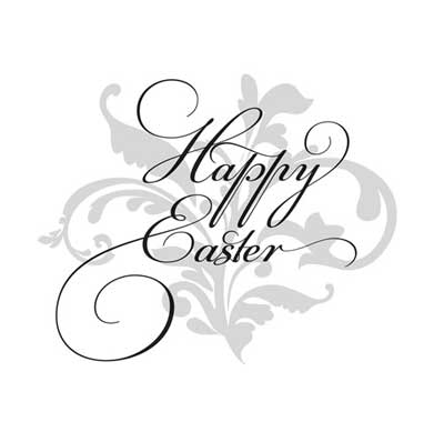 Light Box Insert  - Happy Easter