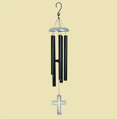 "40″"" Cross Fish Wind Chime – Eyevolver"