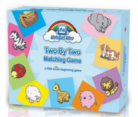 Two by Two Matching Game