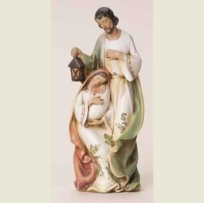 "12″"" Holy Family Figurine"