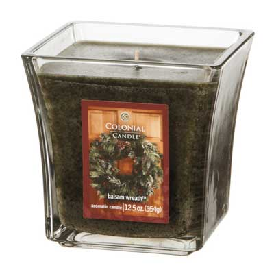 Colonial Candle 12.5 oz Balsam Scent