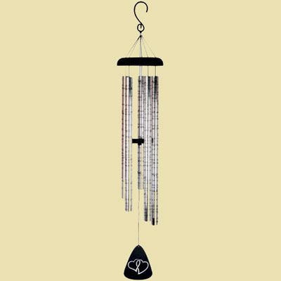 "44″"" LOVE (1 Cor 13) Sonnet Windchime"