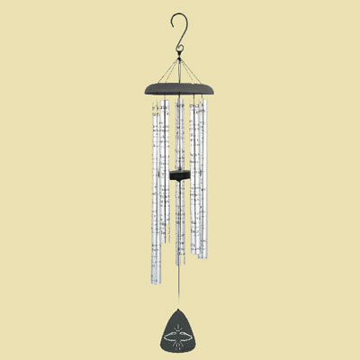 "44″"" Heaven's Tears Sonnet Windchime"