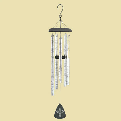 "44″"" Peace Prayer Sonnet Windchime"