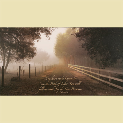 The Journey – Psalm 16:11