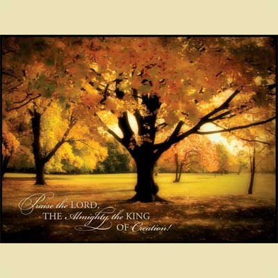 Under the Tree – Christian Wall Art