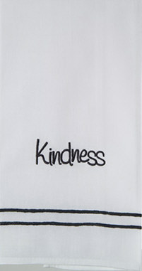 'Kindness' Guest Towel