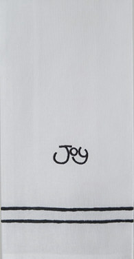 'Joy' Guest Towel