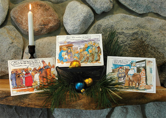 Foibles Christmas Cards