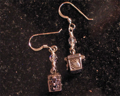 23rd Psalm Earrings