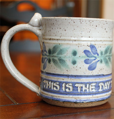 Scripture Pottery Small Mug...