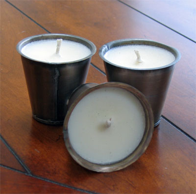 Sugar Mold Candle Replacements