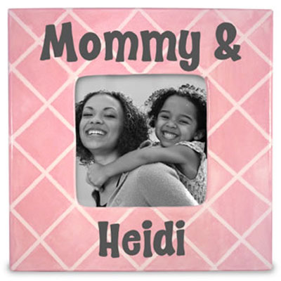 Mommy & Child Personalized Photo Frame