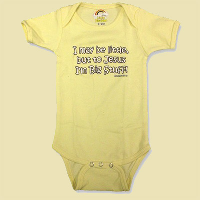 I'm Big Stuff Onesie