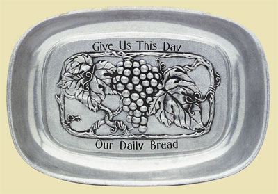 Vineyard Bread Tray