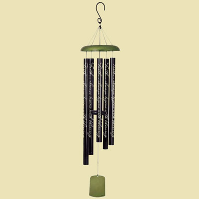 "44″"" Faith Sonnet Windchime"