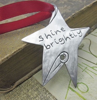 Shine Brightly Ornament